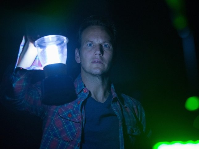 "Patrick Wilson haunts ""Insidious: Chapter 2,"" now playing."