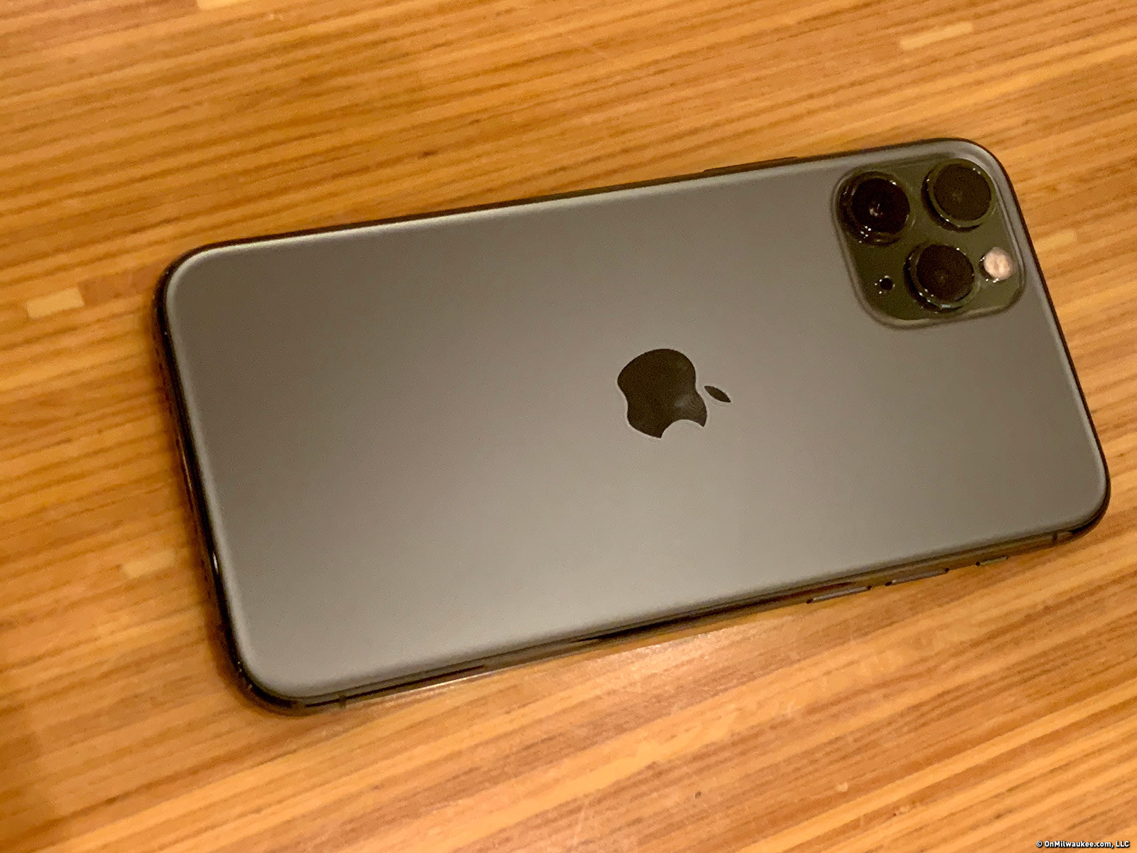 First Look 24 Hours With The New Iphone 11 Pro Onmilwaukee