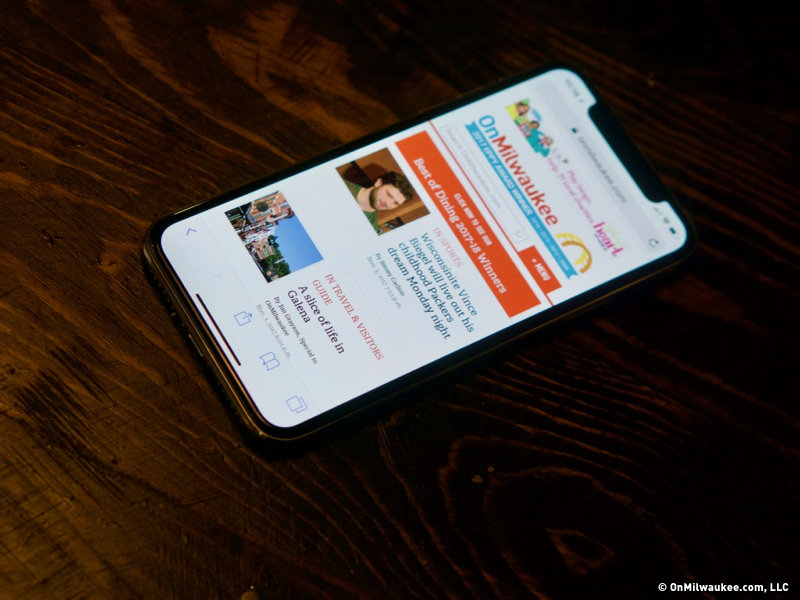 c0df4ad3ac61cc When you pick up the iPhone X, it has a heft that reminds me of the old  iPhone 3G, and that's not a bad thing.