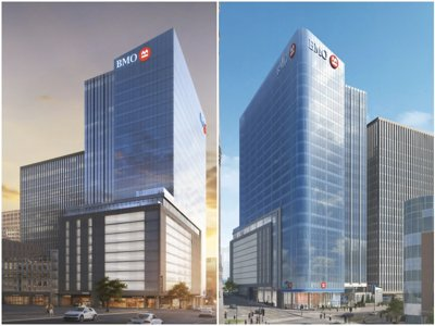 Deal closes on BMO Harris complex, clearing way for new tower construction