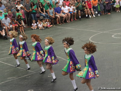 Milwaukee Irish Fest wins awards