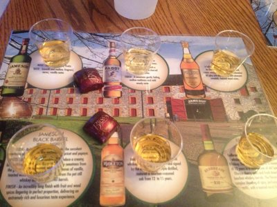 Whiskey tasting Image
