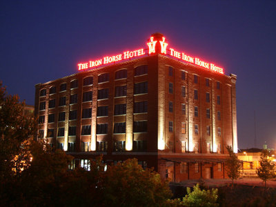 Iron Horse Hotel celebrates 8 years Image
