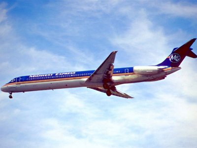 Yes, that website's plans for Midwest Express to take flight again are real
