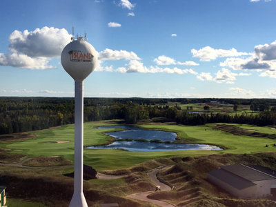 Island Resort is an Upper Peninsula oasis of fun