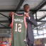 Parker's first summer with Bucks a whirlwind Image