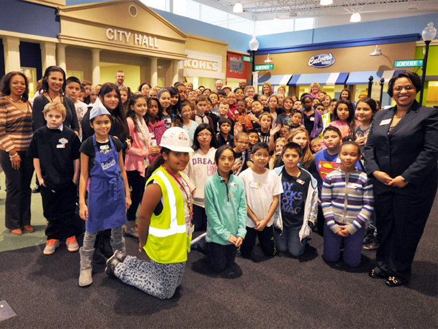 MPS expands Junior Achievement Learning Journey for 5th graders