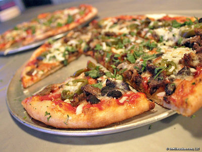 Jack Rabbit Slims trades its smoker for a pizza oven
