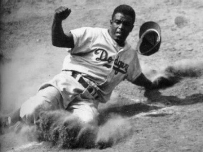 It was 63 years ago that Jackie Robinson broke baseball's color barrier.