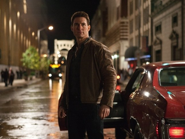 Jack Reacher hits theaters today.