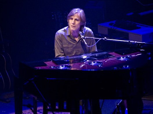 Jackson Browne played an all-request show at The Riverside Sunday night.