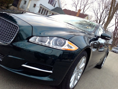 The 2013 Jaguar XJ