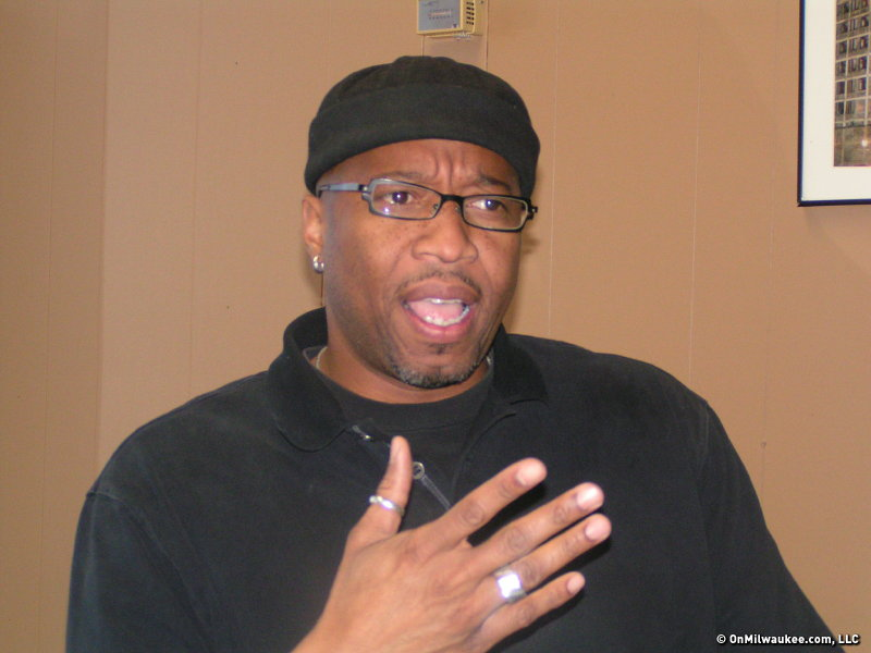 Milwaukee Talks: Radio host James T  Harris - OnMilwaukee