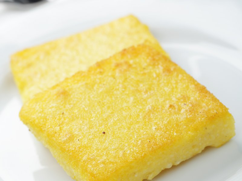 Jan Kelly of Meritage puts her own twist on polenta for this holiday recipe.