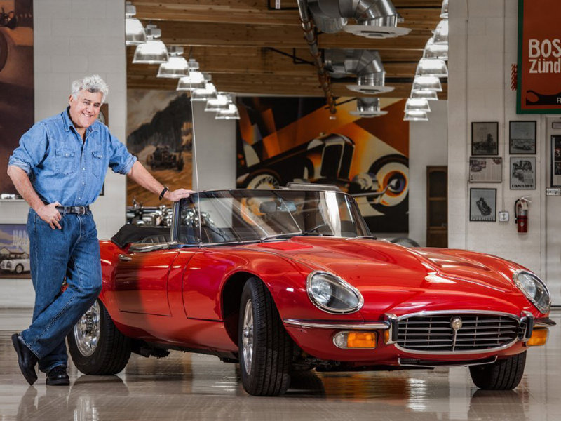 Leno Returns To Tv With Cnbc Car Series Onmilwaukee