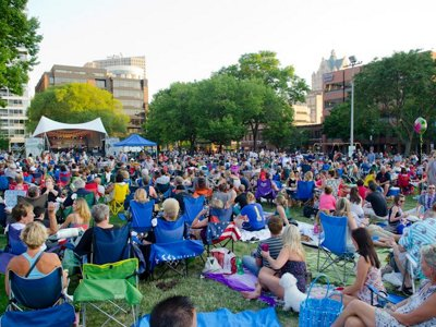 Jazz in the Park announces its 2017 lineup Image