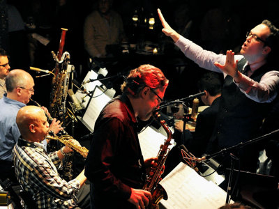 Defying death: Jazz big bands strike back into the spotlight