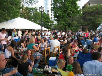 Jazz in the Park announces its lineup for the 2015 season