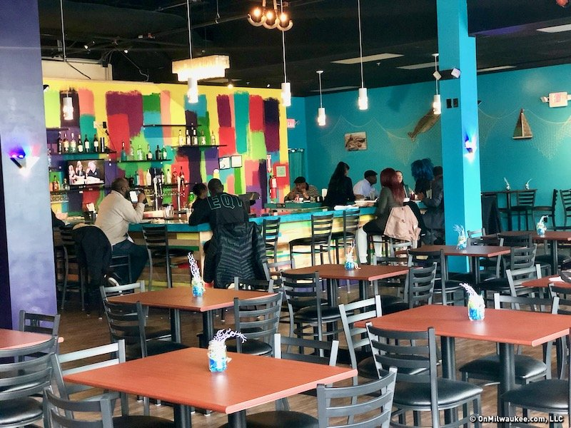 new jewels caribbean restaurant offers a taste of saint lucia