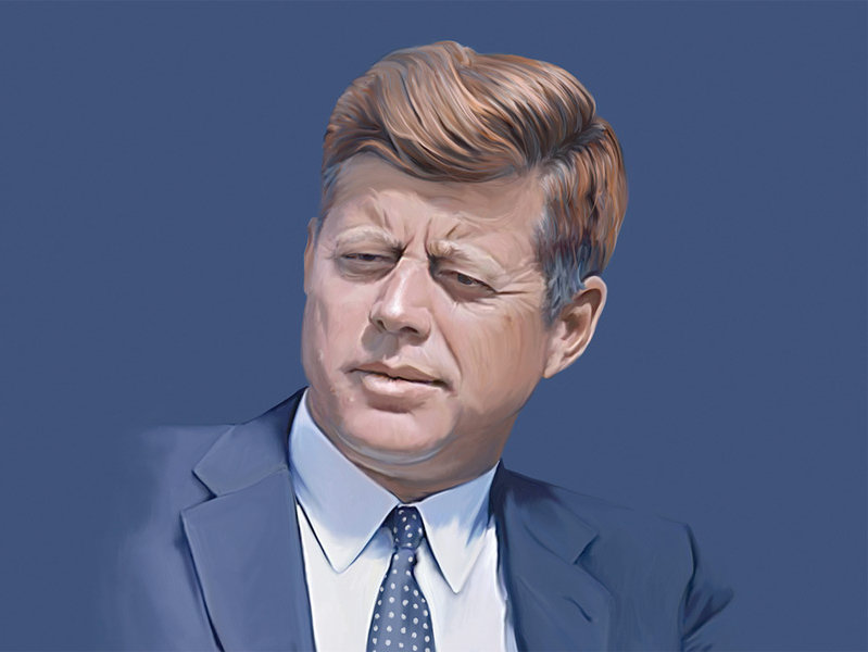 It was 50 years ago today that President John F. Kennedy was assassinated in Dallas.