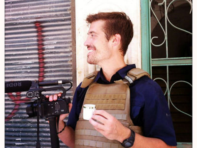 James Foley documentary