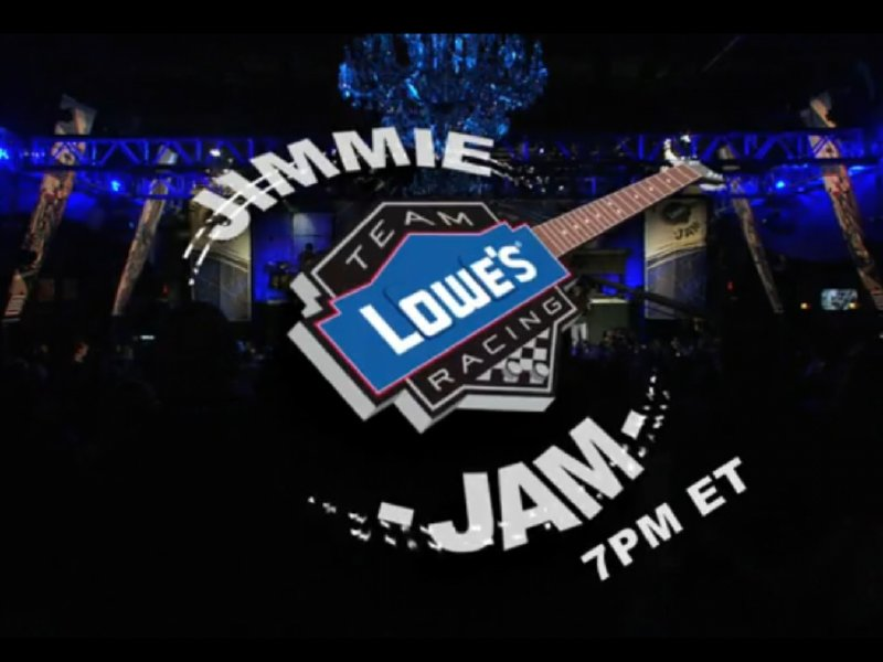 The Jimmie Jam airs at 6 p.m. Saturday on Speed Channel.
