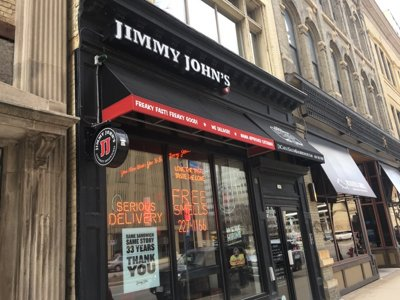 I know the guy the $1 Jimmy John's sandwich promo is meant to thank