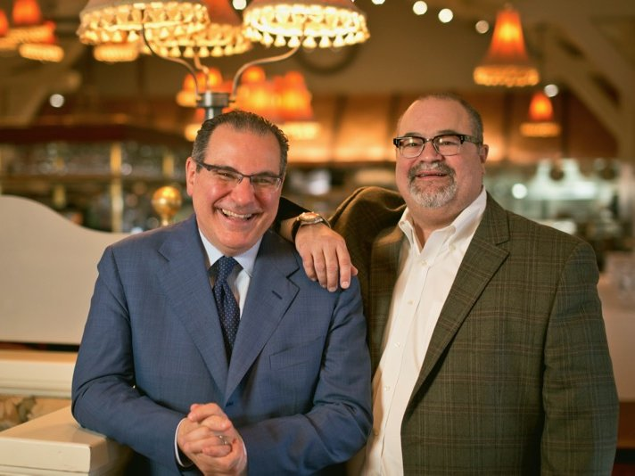 Joe Bartolotta of The Bartolotta Restaurants, dies at age 60
