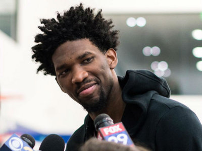 76ers' Joel Embiid did not enjoy Milwaukee, called it