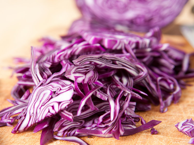 Class up red cabbage with Joe Muench's savory side dish.