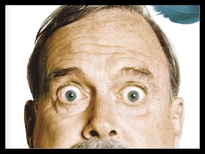John Cleese on Oct. 7 Image