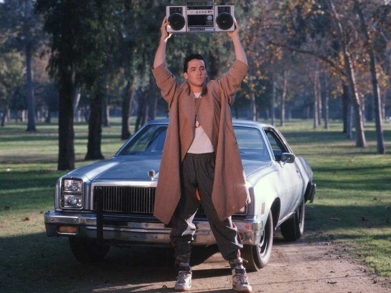 John Cusack says anything before his special Riverside screening