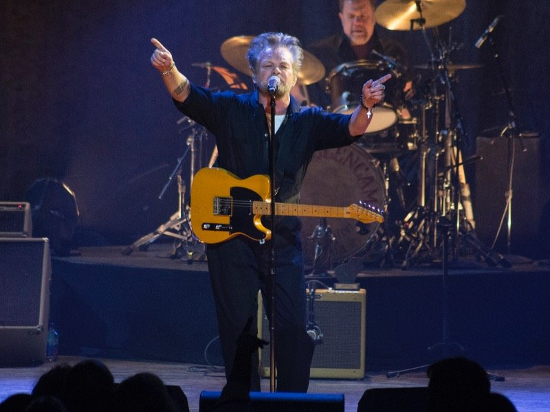 9 photos of John Mellencamp's hit-filled Friday night at the Riverside