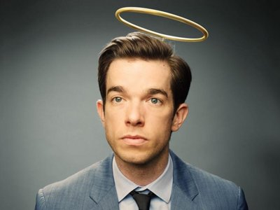Comedian John Mulaney will perform at the Riverside on Sept. 15