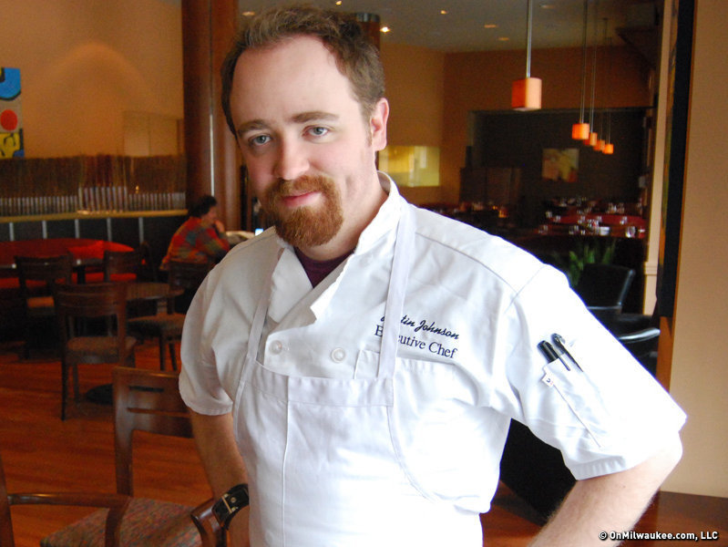 OnMilwaukee.com contributor and former Hotel Metro chef Justin Johnson has a new gig.