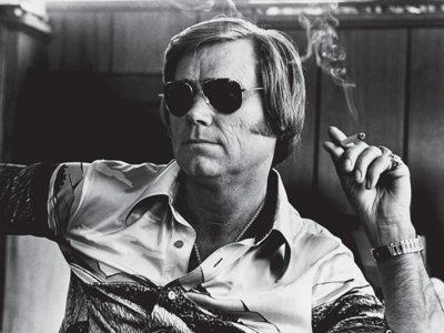 Rest easy, George Jones
