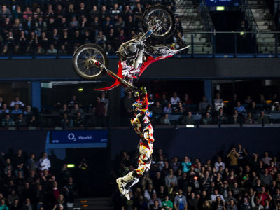 Flipping out: Nine questions for Nitro Circus' Josh Sheehan