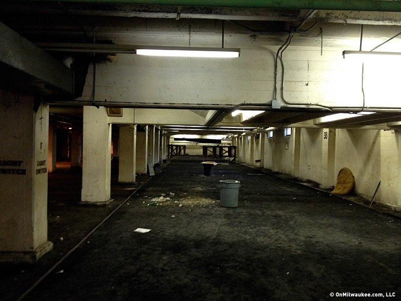 Urban Spelunking The Secret Indoor Track At Juneaumacdowell