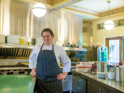 Featured chef: Cafe at the Plaza's Kady Gibowski