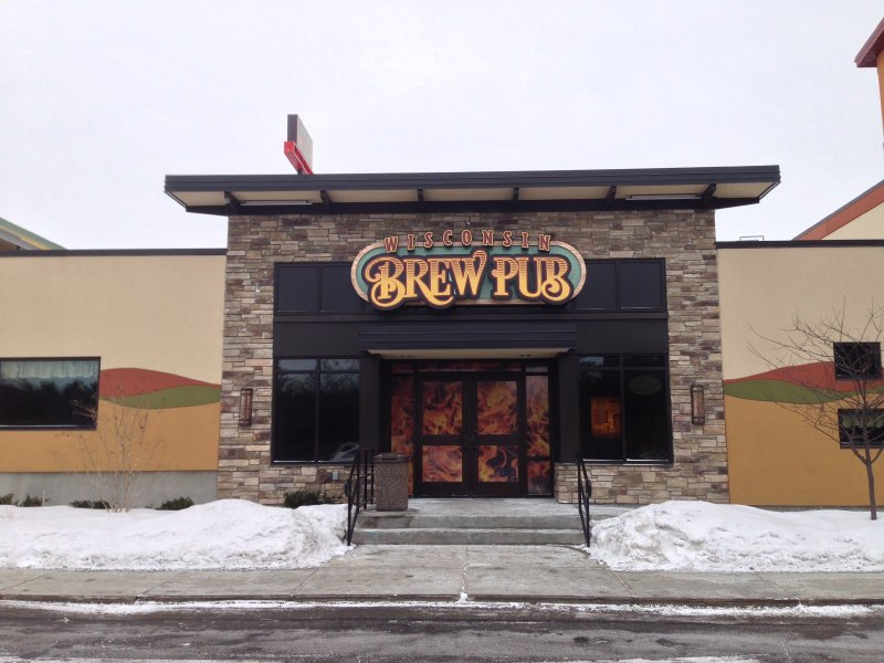 The Kalahari Resorts In Wisconsin Dells Opened A New Restaurant Brew Pub Yesterday
