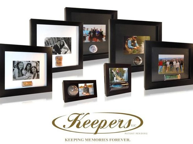 Keepers Frames gets its day on HSN on Tuesday.