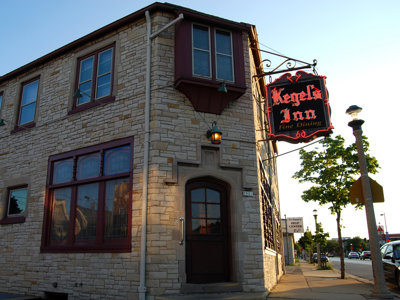 Kegel's Inn sticks to its German roots
