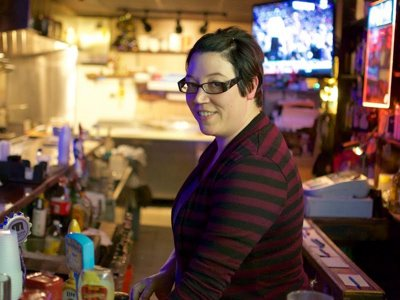 Featured bartender: Kelley Arlt of Just Art's Saloon