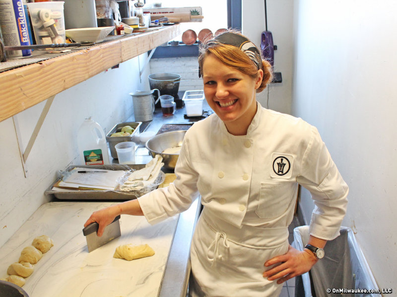 Pastry in Milwaukee: The Iron Horse\'s Kelsey Williamson - OnMilwaukee