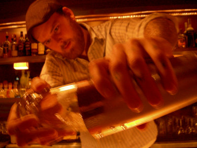 Featured bartender: Kenny Siebert of Redroom