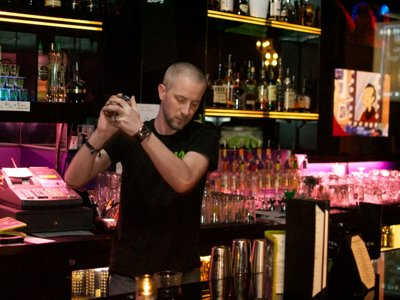 Featured bartender: 42 Lounge's Kevin Gilmore
