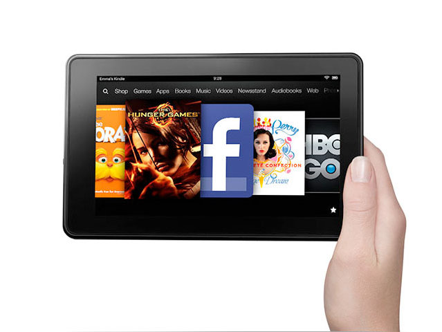 The Kindle Fire, while cute and cheap, is no iPad.