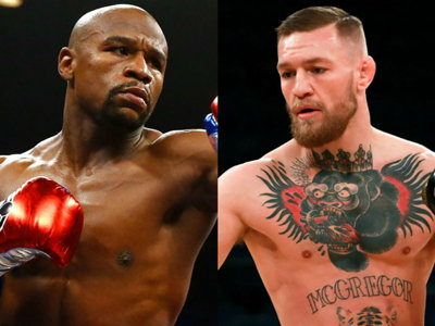 Knees to the Grounded: Excitement of Mayweather-McGregor is in the buildup