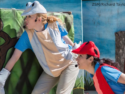 Kohl's Wild Theater for kids set to open sixth season at the Zoo