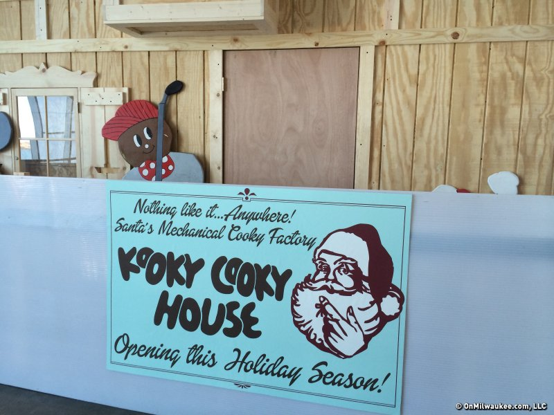 "The Kooky Cooky House opens on ""Black Friday."""